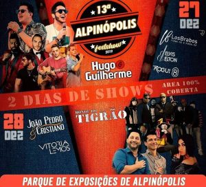 Alpinopolis Fest Show